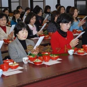 本願寺鹿児島別院にて曹洞宗の精進料理を披露