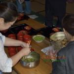 タケノコづくしの精進料理教室