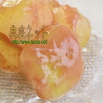 冬瓜の梅肉和合