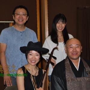 NHK-FM 「トーキングウィズ松尾堂」に出演