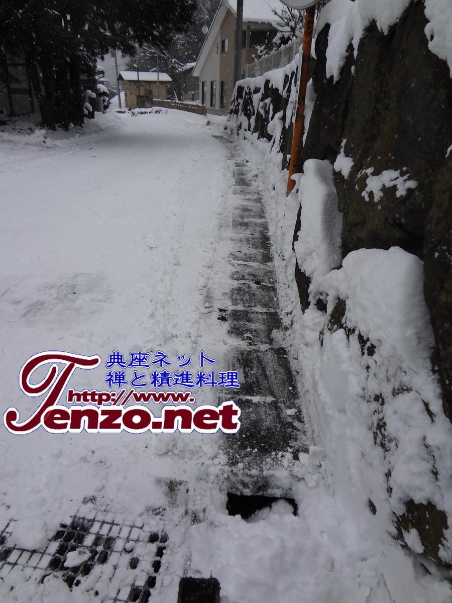 平成29年1月の大雪と対策法