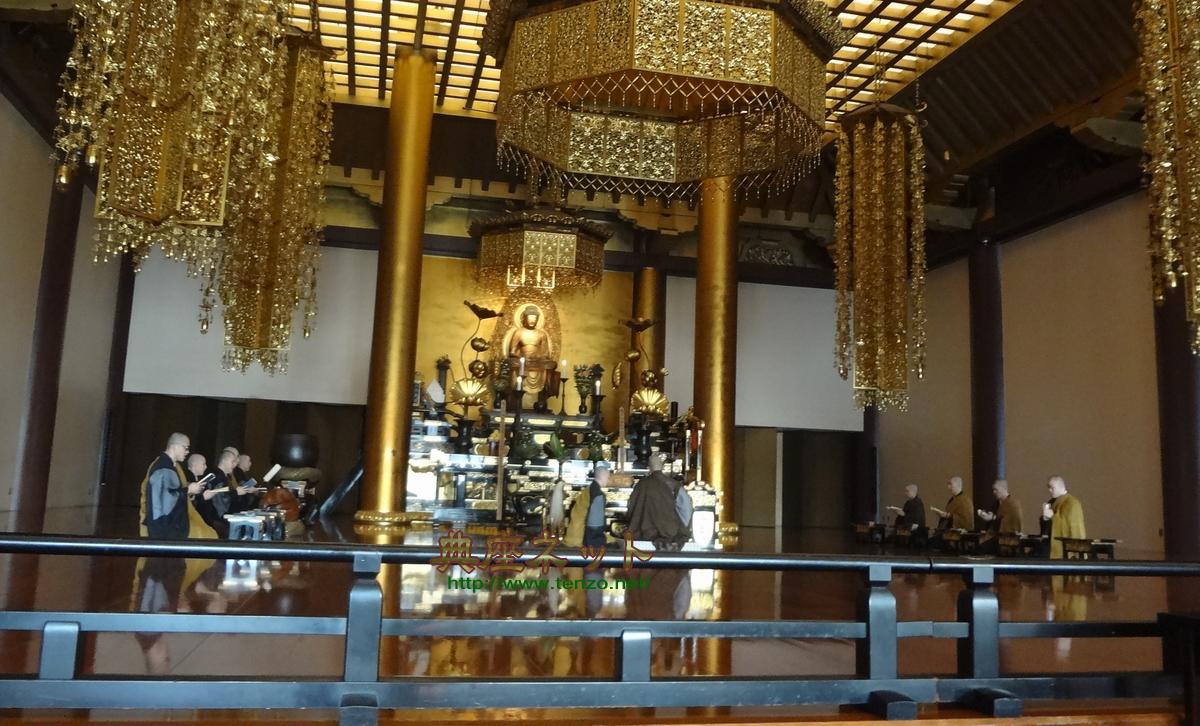 浄土宗大本山増上寺参拝
