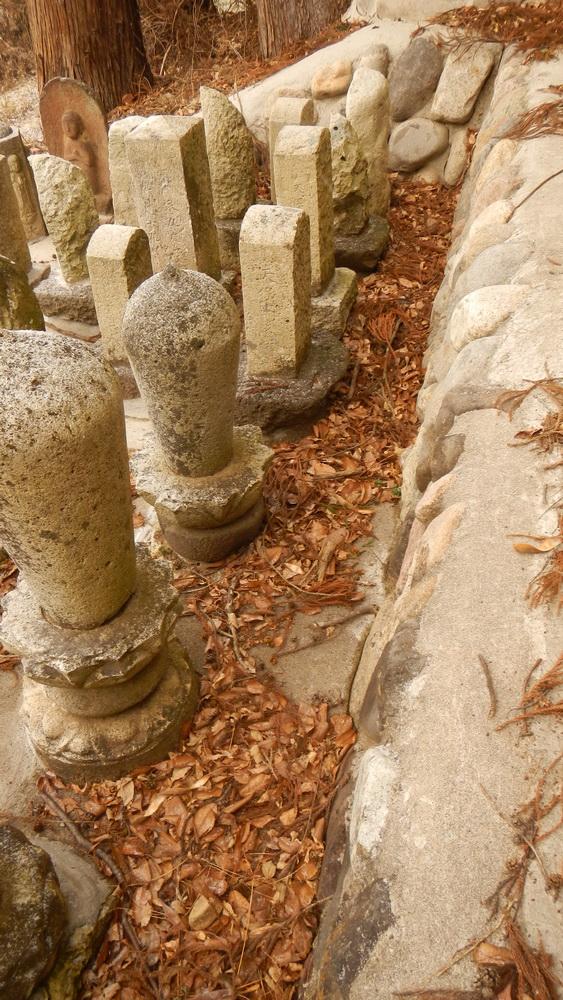 お墓の年末掃除