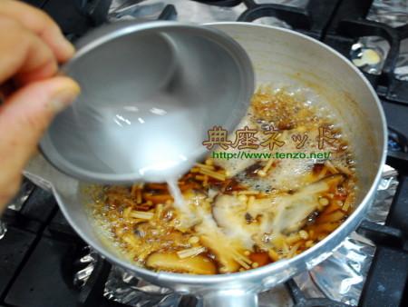 蒸しカボチャの湯葉あんかけ_お彼岸のお供え精進料理