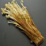 珍しい食材・雪割茸 (ゆきわりたけ)の精進料理レシピ