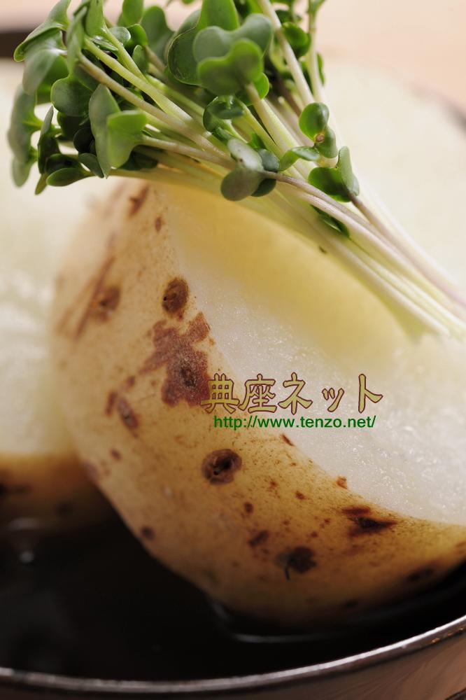 長芋の白煮レシピ