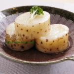 長芋の白煮