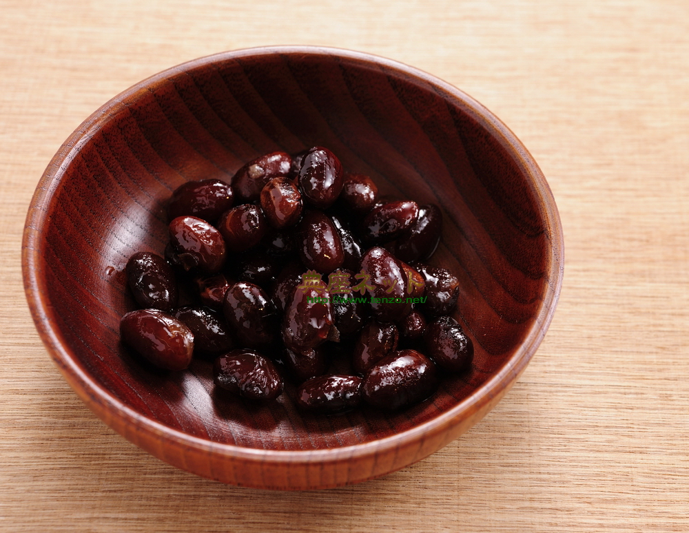 金時豆の煮豆レシピ