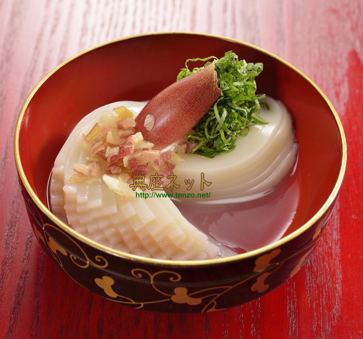 豆乳滝川豆腐_精進料理