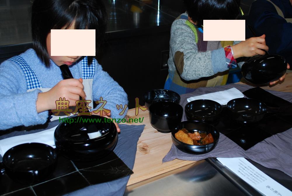 こども精進料理教室