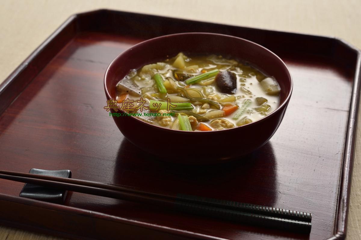 けんちん汁レシピ_精進料理