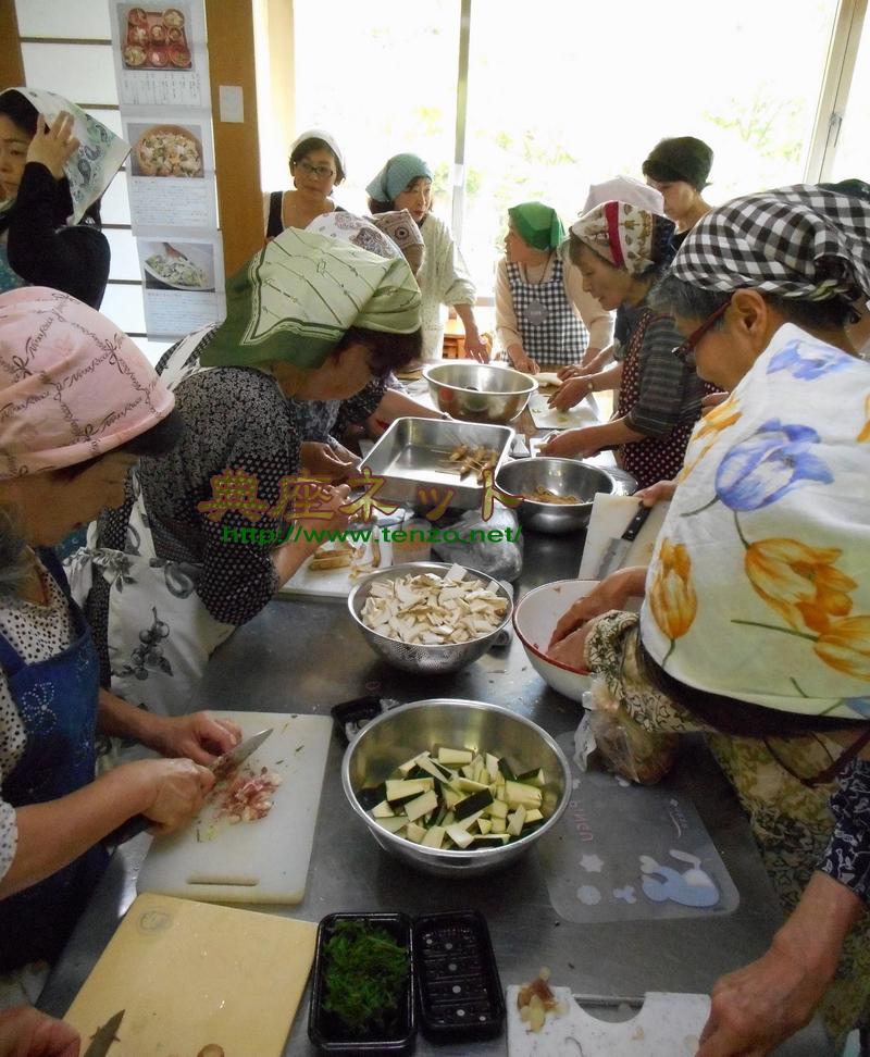 千葉県銚子市精進料理教室